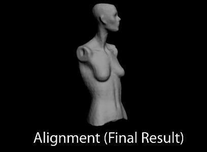 Reconstruction 3D avec Kinect