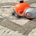 BeachBot : robot tortue qui dessine dans le sable