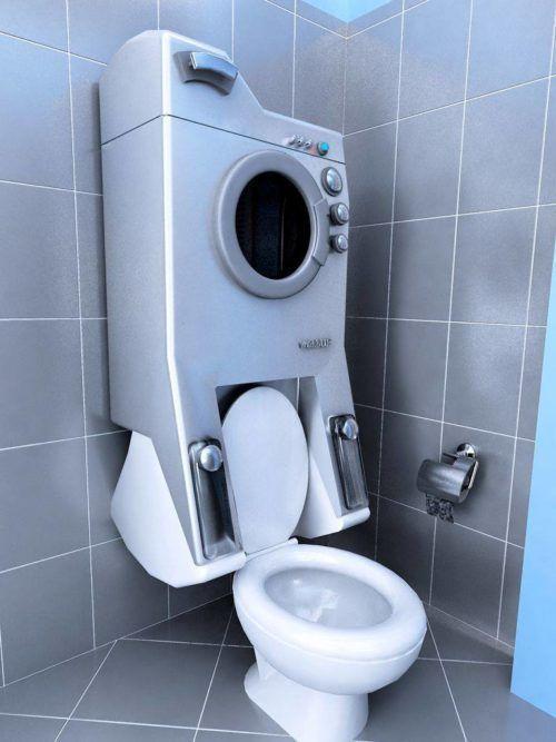3 concepts de WC écolo