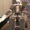 BEAR : un robot pour assister les militaires en mission