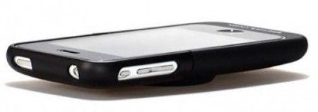 Chargement iphone sans fil par induction