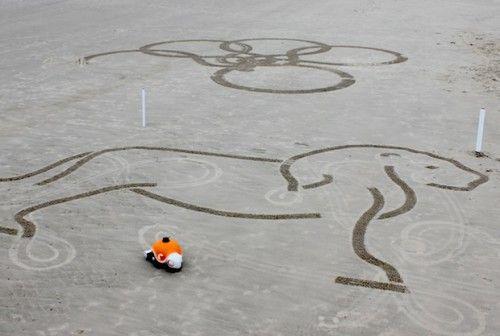 dessin-dans-sable