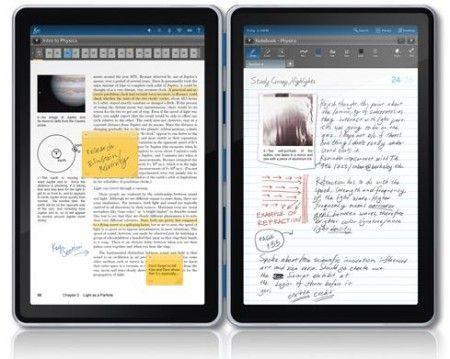 Kno : Double Tablette Tactile pour l'éducation