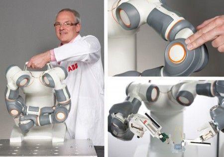 Frida : robot industriel de précision
