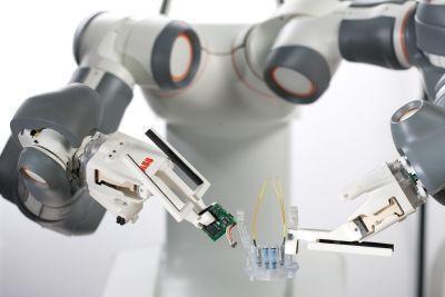 Innovation en Robotique Industrielle