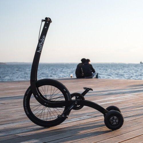half-bike