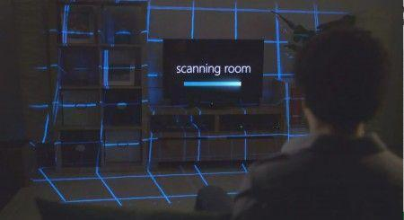 IllumiRoom : technologie d'immersion dans votre salon