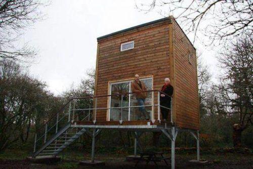 Maison Ecolo Et Low Cost De 40 M A 35 000 Sur Tout