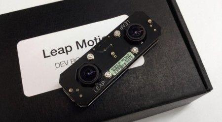 module_leap_motion