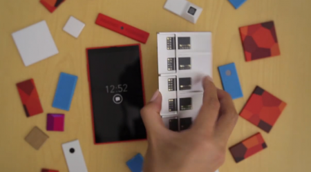 modules pour smartphone ara