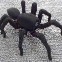 T8 : robot araignée aux mouvements fluides et réalistes