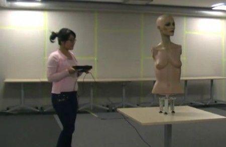 Hack du Kinect en Scanner 3D