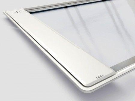 Tablette Transparente
