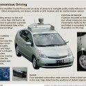 Google utiliserait déjà des voitures entièrement automatisées