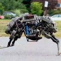 Wildcat : robot quadrupède autonome qui peut courir jusqu'à 25 km/h
